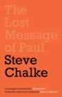 The Lost Message of Paul - Book