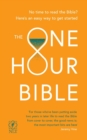 The One Hour Bible : From Adam to Apocalypse in sixty minutes - Book