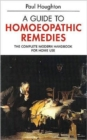 Guide to Homoeopathic Remedies - Book