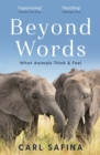 Beyond Words : What Animals Think and Feel - eBook