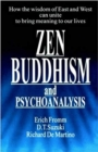 Zen Buddhism and Psychoanalysis - Book
