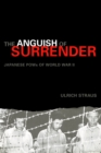 The Anguish of Surrender : Japanese POWs of World War II - eBook