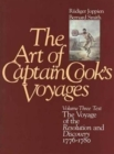 The Art of Captain Cook's Voyages : Volume 3, The Voyage of the Resolution and the Discovery, 1776-1780 - Book