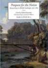Prospects for the Nation : Recent Essays in British Landscape, 1750-1880 - Book