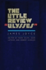 "The Little Review ""Ulysses"" - Book"