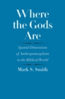 Where the Gods Are : Spatial Dimensions of Anthropomorphism in the Biblical World - eBook