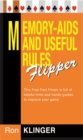Memory-Aids and Useful Rules Flipper - Book