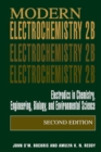 Modern Electrochemistry 2B : Electrodics in Chemistry, Engineering, Biology and Environmental Science - eBook