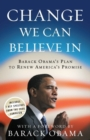 Change We Can Believe In - eBook