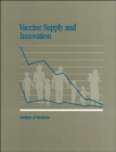 Vaccine Supply and Innovation - Book