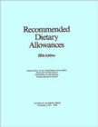 Recommended Dietary Allowances : 10th Edition - Book