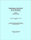 Performance Assessment for the Workplace, Volume II : Technical Issues - Book