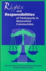 Rights and Responsibilities of Participants in Networked Communities - Book