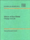 Effects of Past Global Change on Life - Book