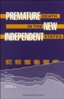 Premature Death in the New Independent States - Book