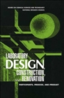 Laboratory Design, Construction, and Renovation : Participants, Process, and Product - Book