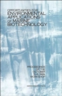 Opportunities for Environmental Applications of Marine Biotechnology : Proceedings of the October 5-6, 1999, Workshop - Book