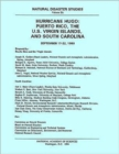 Hurricane Hugo, Puerto Rico, the Virgin Islands, and Charleston, South Carolina, September 17-22, 1989 - Book