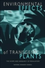 Environmental Effects of Transgenic Plants : The Scope and Adequacy of Regulation - Book
