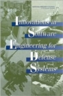 Innovations in Software Engineering for Defense Systems - Book