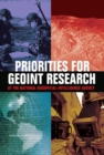 Priorities for GEOINT Research at the National Geospatial-Intelligence Agency - Book