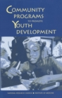 Community Programs to Promote Youth Development - eBook