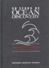 50 Years of Ocean Discovery : National Science Foundation 1950-2000 - eBook