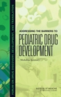 Addressing the Barriers to Pediatric Drug Development : Workshop Summary - eBook