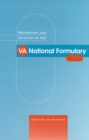 Description and Analysis of the VA National Formulary - eBook