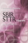 Innovation, Diversity, and the SBIR/STTR Programs : Summary of a Workshop - eBook