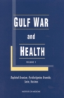 Gulf War and Health : Volume 1. Depleted Uranium, Pyridostigmine Bromide, Sarin, and Vaccines - eBook