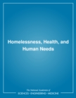 Homelessness, Health, and Human Needs - eBook