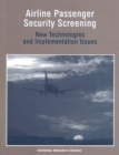 Airline Passenger Security Screening : New Technologies and Implementation Issues - eBook