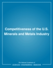 Competitiveness of the U.S. Minerals and Metals Industry - eBook
