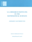 U.S. Research Institutes in the Mathematical Sciences : Assessment and Perspectives - eBook