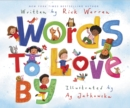 Words to Love By - Book