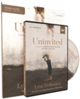 Uninvited Study Guide With DVD : Living Loved When You Feel Less Than, Left Out, And Lonely - Book