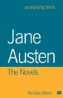 Jane Austen: The Novels - Book