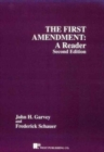 The First Amendment : A Reader - Book