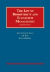 The Law of Biodiversity and Ecosystem Management - Book