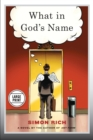 What in God's Name : A Novel (Large Print Edition) - Book