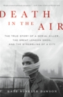 Death in the Air : The True Story of a Serial Killer, the Great London Smog, and the Strangling of a City - Book