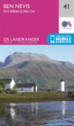 Ben Nevis, Fort William & Glen Coe - Book