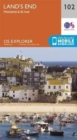 Land's End : Penzance & St Ives - Book
