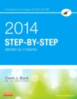 Step-by-Step Medical Coding, 2014 Edition - E-Book - eBook