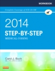 Workbook for Step-by-Step Medical Coding, 2014 Edition - E-Book - eBook