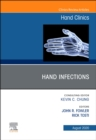 Hand Infections, An Issue of Hand Clinics, E-Book - eBook