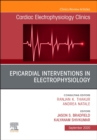 Epicardial Interventions in Electrophysiology An Issue of Cardiac Electrophysiology Clinics : Volume 12-3 - Book
