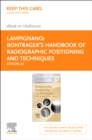 Bontrager's Handbook of Radiographic Positioning and Techniques - E-BOOK - eBook