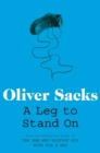 A Leg to Stand On - Book